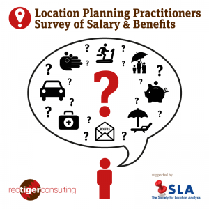 Location Planning Practitioners Survey of Salary & Benefits