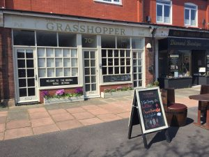 The Grasshopper Micro Pub, Hillside